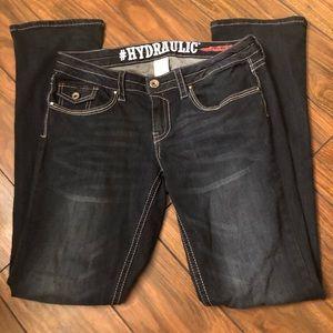 🦋 Hydraulic Lola Curvy Jeans